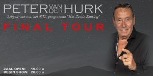 Peter van der Hurk | Final tour @ Druiventros Hotel, Restaurant en Partycentrum | Berkel-Enschot | NB | NL